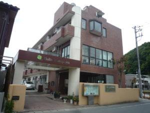 伊豆の国市にある住宅型有料老人ホームの住宅型有料老人ホームジュリア伊豆長岡です。