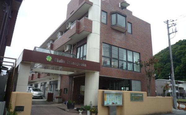 伊豆の国市にある住宅型有料老人ホーム 住宅型有料老人ホームジュリア伊豆長岡