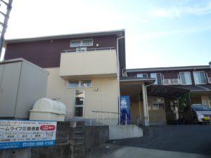 三島市にある住宅型有料老人ホームのカームライフ三島徳倉です。