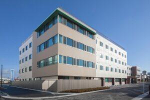 浜松市中区にある介護付有料老人ホームのラクラス上島レジテンスです。