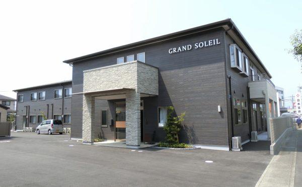 富士市にある住宅型有料老人ホーム GRANDSOLEIL