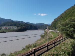 大井川の写真2