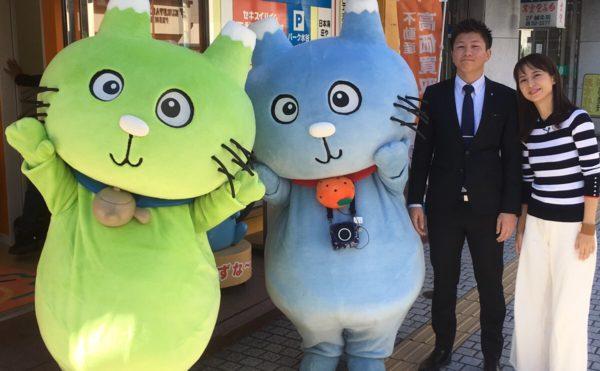 しずなび介護なびの活動が【SBS-TV Soleいいね!】で紹介されました。
