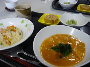 ヘ?ストライフ沼津の食事の写真