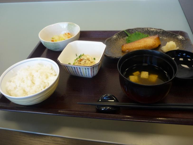 つくいサンシャイン富士の食事