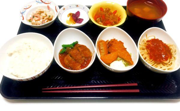 肉・魚・麺