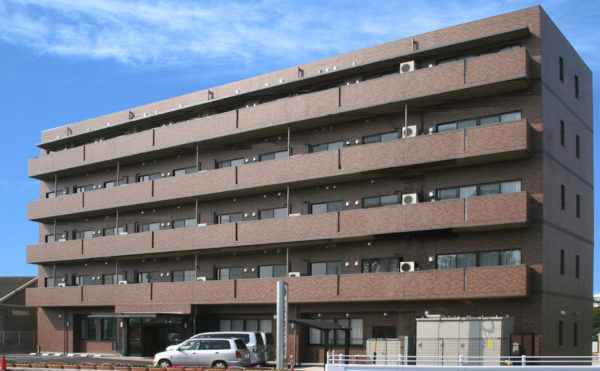 浜松市中区にある介護付有料老人ホーム ベストライフ浜松