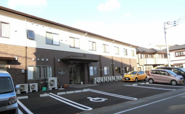 富士市にあるサービス付高齢者向け住宅 富士山松岡ガーデン