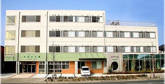 浜松市東区にあるサービス付高齢者向け住宅 シニアマンション半田山九重