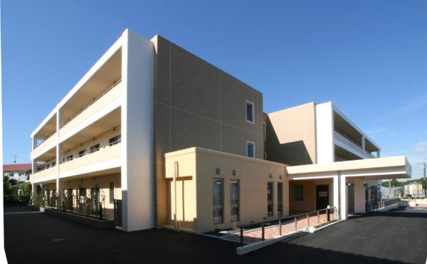 静岡市清水区にある介護付有料老人ホーム ベストライフ三保の松原
