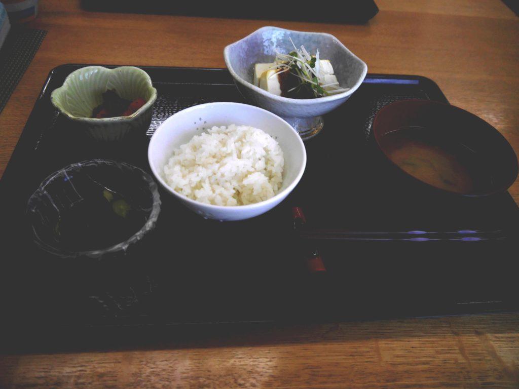 サービス付き高齢者向け住宅 らくじゅ沼津足高館の食事
