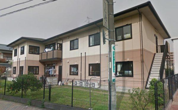 にあるグループホーム ニチイケアセンター静岡中原