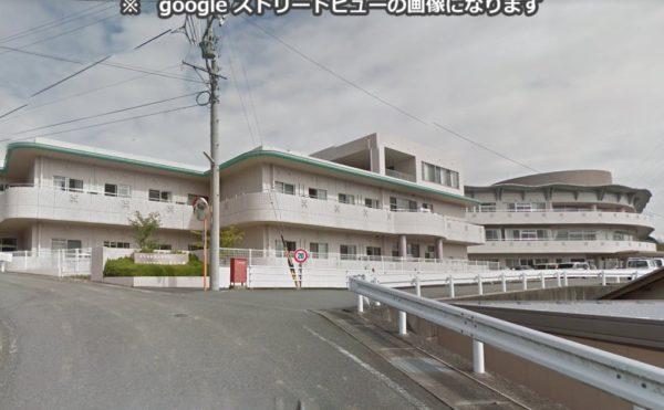 静岡市清水区にある介護老人福祉施設 特別養護老人ホーム浜石の郷(従来型)