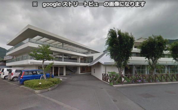 静岡市清水区にある介護老人福祉施設 特別養護老人ホーム白扇閣