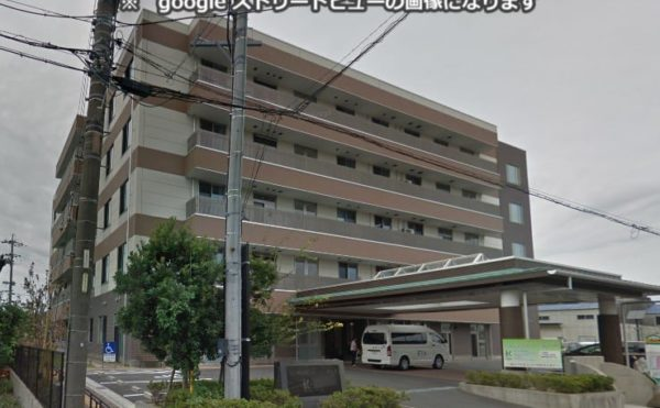 浜松市中区にある介護老人福祉施設 特別養護老人ホーム葵の里