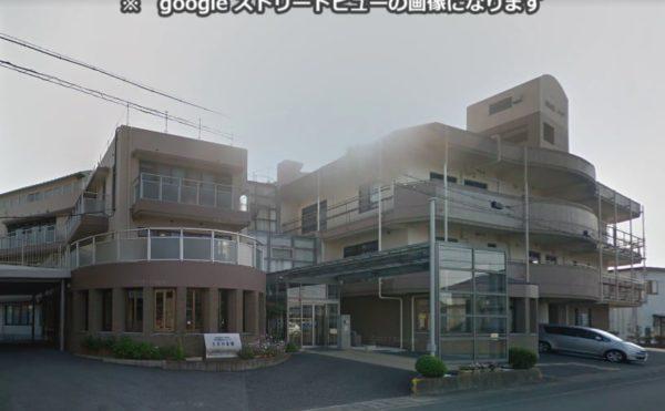 浜松市東区にある介護老人福祉施設 さぎの宮寮