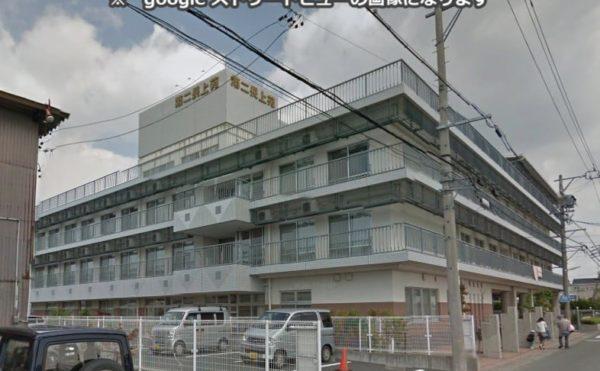 浜松市東区にある介護老人福祉施設 特別養護老人ホーム第二長上苑