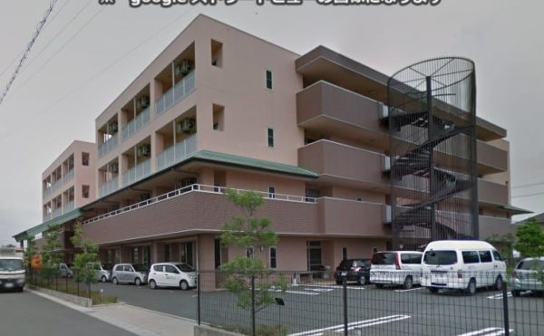浜松市東区にある介護老人福祉施設 特別養護老人ホームおおしま