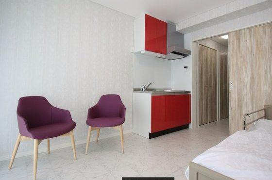 居室② 居室には様々なスタイルをご用意しております。和を意識したお部屋、モダンでお洒落なお部屋。(ココファミリア沼津)