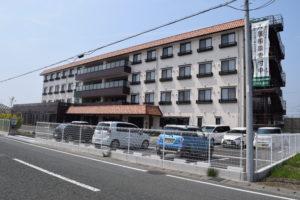 浜松市にある介護付き有料老人ホームの浜松生楽館です。