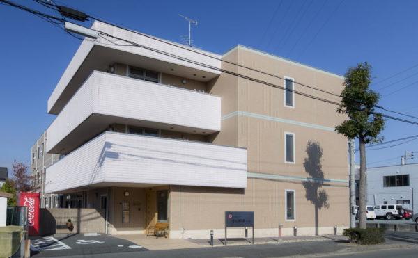 浜松市にある介護付有料老人ホーム そんぽの家 浜松高丘