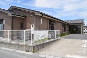 磐田市にある住宅型有料老人ホームのシルバーハウス奏です。
