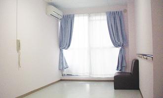 明るい居室
