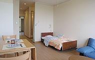自立型居室(2人部屋あり)