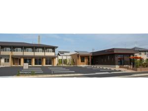 磐田市にあるサービス付高齢者向け住宅のリッツハウス磐田です。
