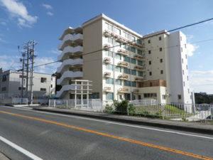 浜松市にあるサービス付高齢者向け住宅のクレセント和合です。