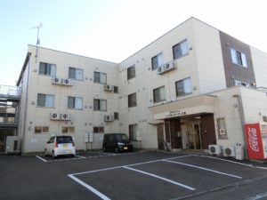 三島市にある住宅型有料老人ホームのル・グランガーデン三島です。