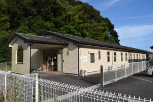 袋井市にある住宅型有料老人ホームの茶山荘です。