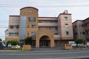 浜松市北区にある介護付有料老人ホームのアマノ・サンハートです。