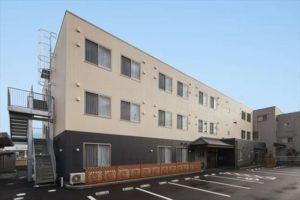 浜松市にあるサービス付高齢者向け住宅のハートライフ初生です。