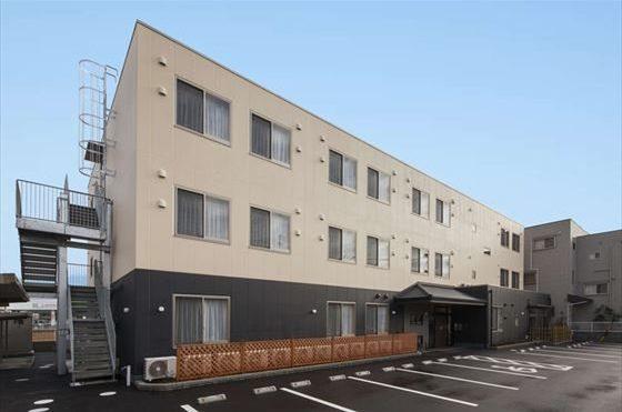 浜松市北区にあるサービス付高齢者向け住宅 ハートライフ初生