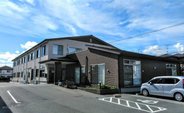浜松市東区にあるサービス付高齢者向け住宅 おおるり笠井
