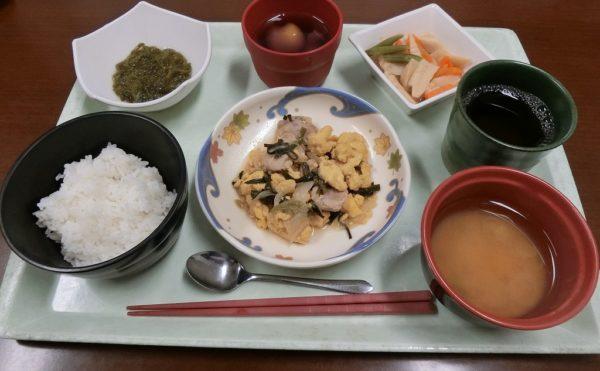 とてもおいしいお食事 毎日の食事の一例です。栄養のバランスの考えられた食事を頂くことが出来ます。(ベストライフ富士)