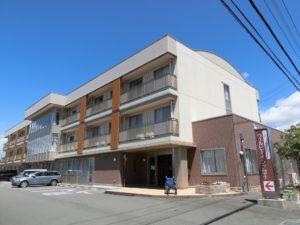 富士市にある介護付有料老人ホームのウェルビーイング富士です。