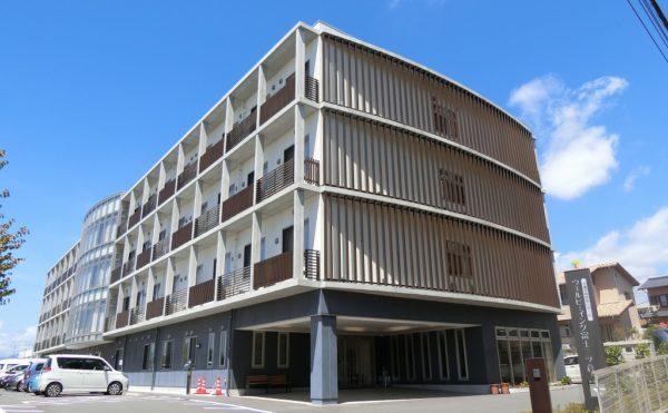 富士市にある介護付有料老人ホーム ウェルビーイング富士三ツ倉