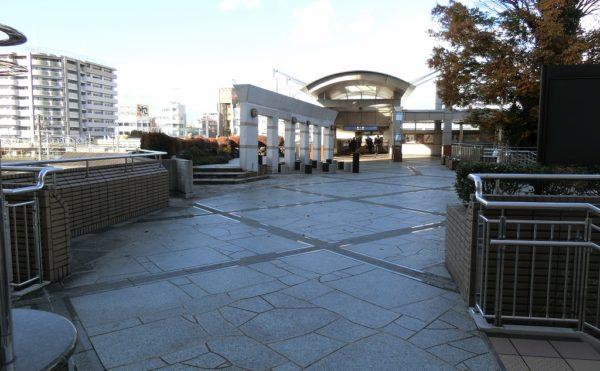 JR富士駅から直結している通路です。抜群の立地です。(富士山するがテラス)
