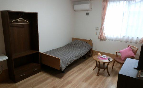 モデルルームです。家具配置の参考になります。