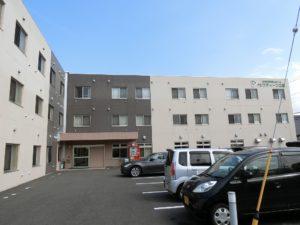 三島市にある住宅型有料老人ホームのシフティーン三島です。