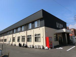 三島市にある住宅型有料老人ホームのグループハウス三島富田町です。