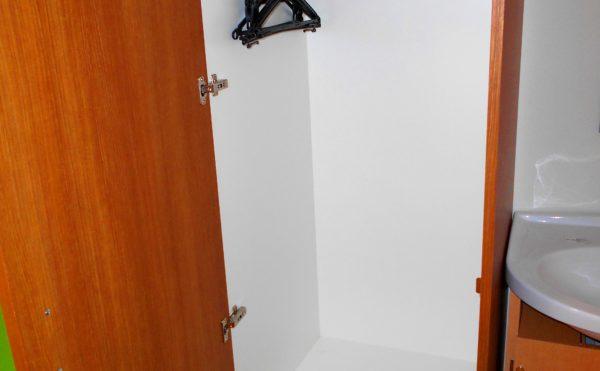 居室③ 居室内にはクローゼットが設置されているので安心して利用する事が出来ます。(介護付有料老人ホームリフレア上土)