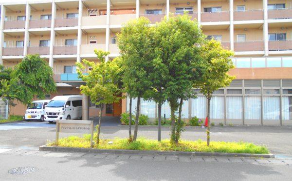 静岡市葵区にある介護付有料老人ホーム グランフォレストしずおか葵の森