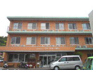 静岡市葵区にある介護付有料老人ホームのライフサポート昭府です。