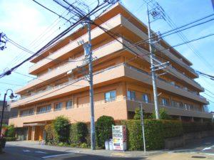 静岡市にある介護付き有料老人ホームのグライフ東鷹匠です。