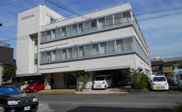 静岡市葵区にある介護付有料老人ホーム ライフサポート城北
