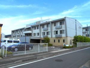 静岡市葵区にある介護付き有料老人ホームのプレミアムハートライフ千代田です。