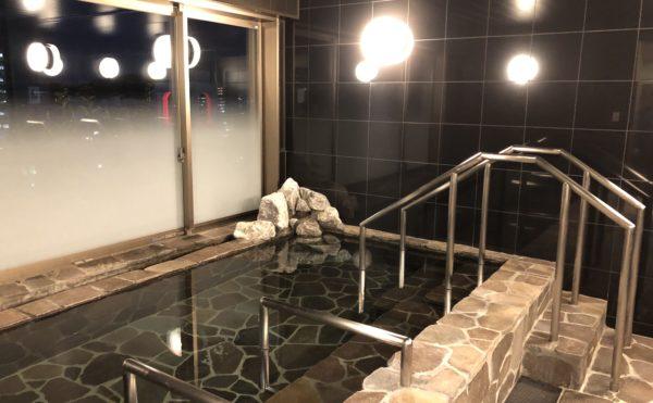 大浴場 8階にある大浴場からは富士山を眺めながら入浴することが出来ます。(ロングライフ・クイーンズ静岡呉服町)